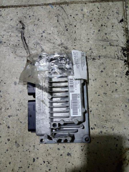 Блок управления двс Peugeot 206 2A/C KFW