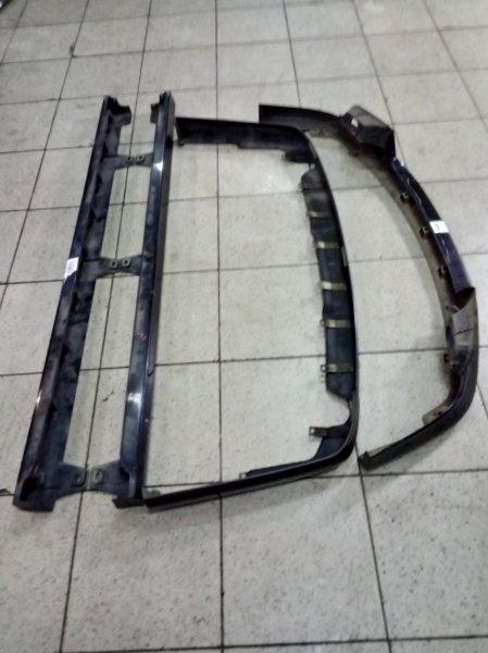 Обвес аэродинамический Honda Accord CL1 H22A