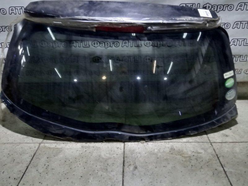 Стекло заднее Toyota Vitz NCP130 1NR-FE заднее