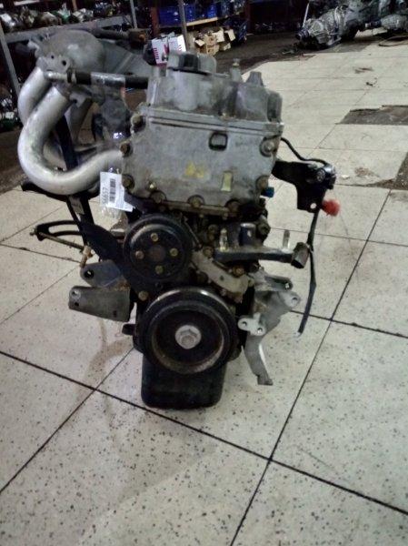 Двигатель Nissan Wingroad WFY11 QG15DE