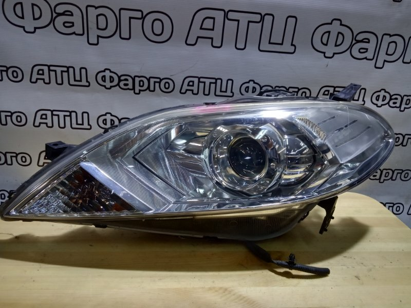 Фара Honda Edix BE4 K20A передняя левая