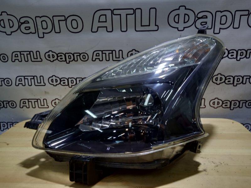 Фара Toyota Ractis NCP100 1NZ-FE передняя левая