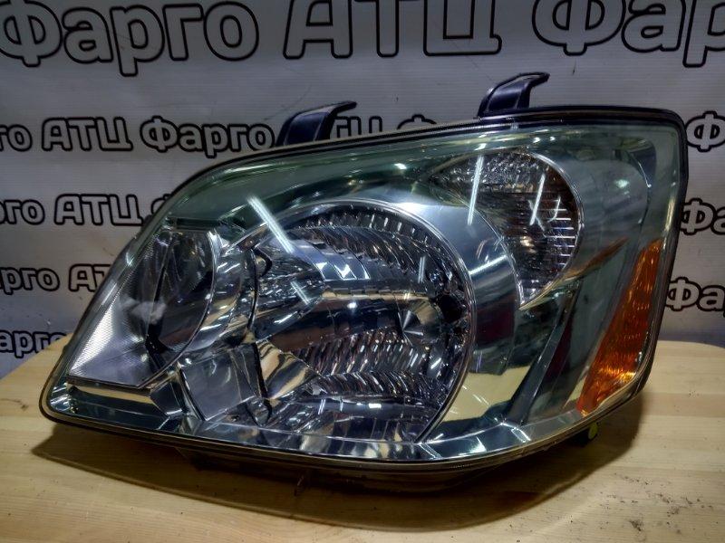 Фара Toyota Noah AZR60G 1AZ-FSE передняя левая