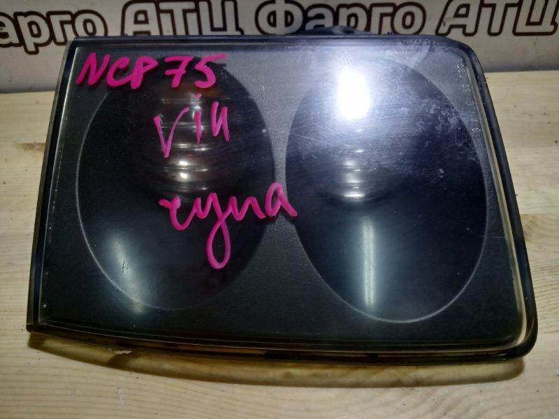 Габарит Toyota Will Cypha NCP75 1NZ-FE передний левый