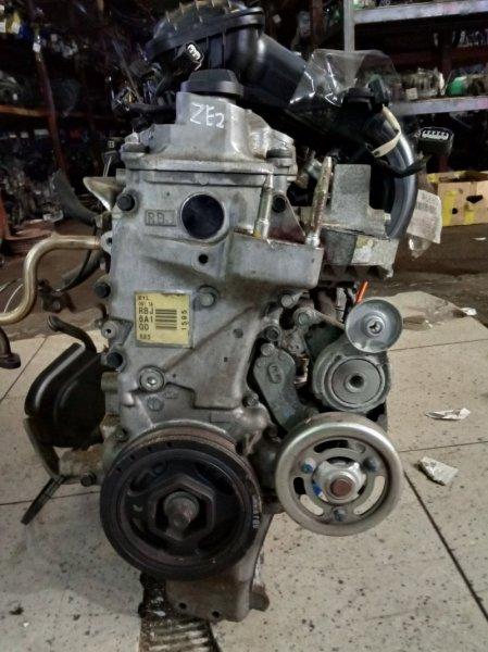 Двигатель Honda Insight ZE2 LDA