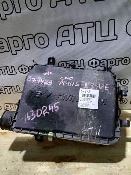 Корпус воздушного фильтра Toyota Bb QNC25 K3-VE
