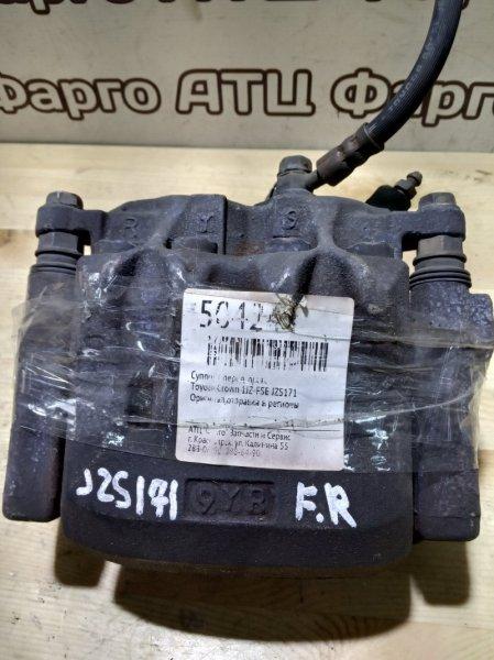 Суппорт Toyota Crown JZS171 1JZ-FSE передний правый