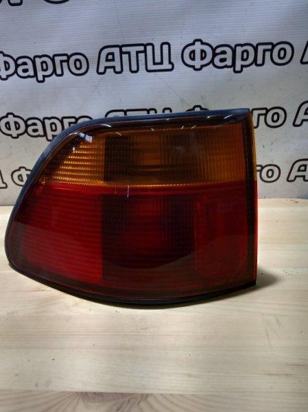 Фонарь стоп-сигнала Honda Orthia EL3 B20B задний левый