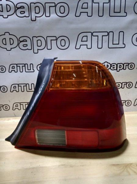 Фонарь стоп-сигнала Honda Rafaga CE4 G20A задний правый