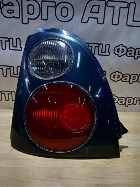 Фонарь стоп-сигнала Toyota Starlet EP91 4E-FE задний левый