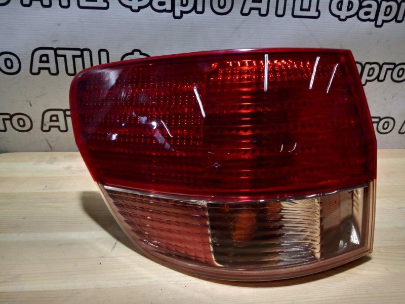 Фонарь стоп-сигнала Toyota Vista Ardeo SV50G 3S-FE задний левый