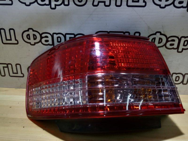 Фонарь стоп-сигнала Toyota Mark Ii Qualis SXV20W 5S-FE задний левый