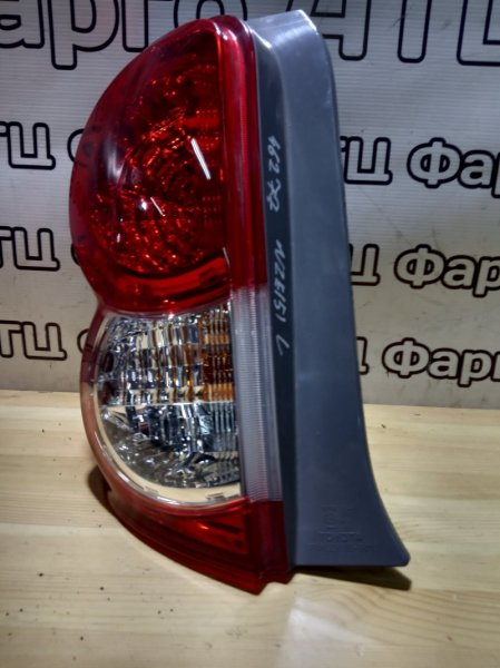 Фонарь стоп-сигнала Toyota Corolla Rumion NZE151N 1NZ-FE задний левый