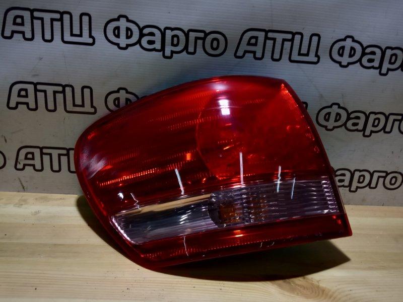 Фонарь стоп-сигнала Toyota Ipsum ACM21W 2AZ-FE задний левый