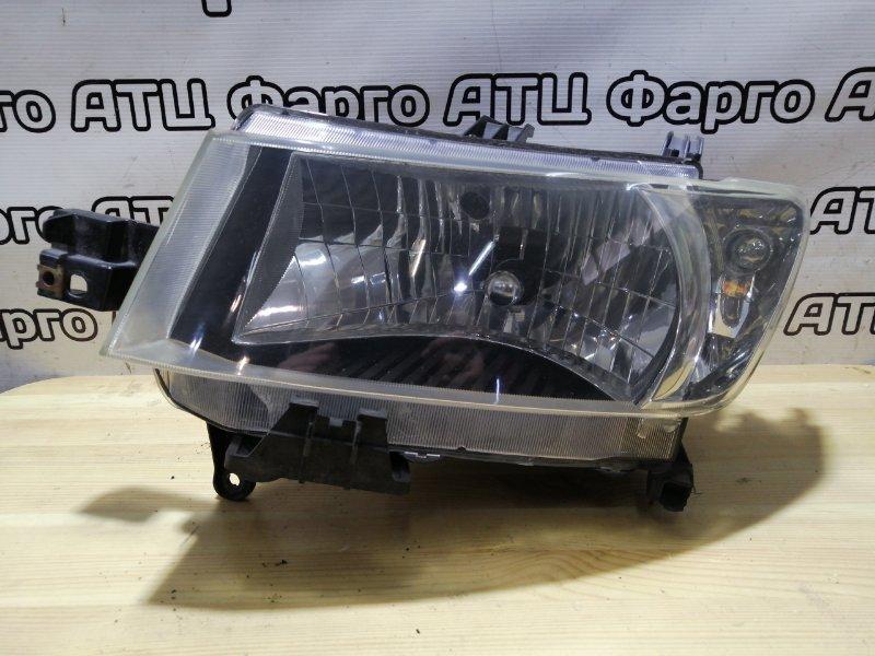 Фара Toyota Bb QNC20 K3-VE передняя левая