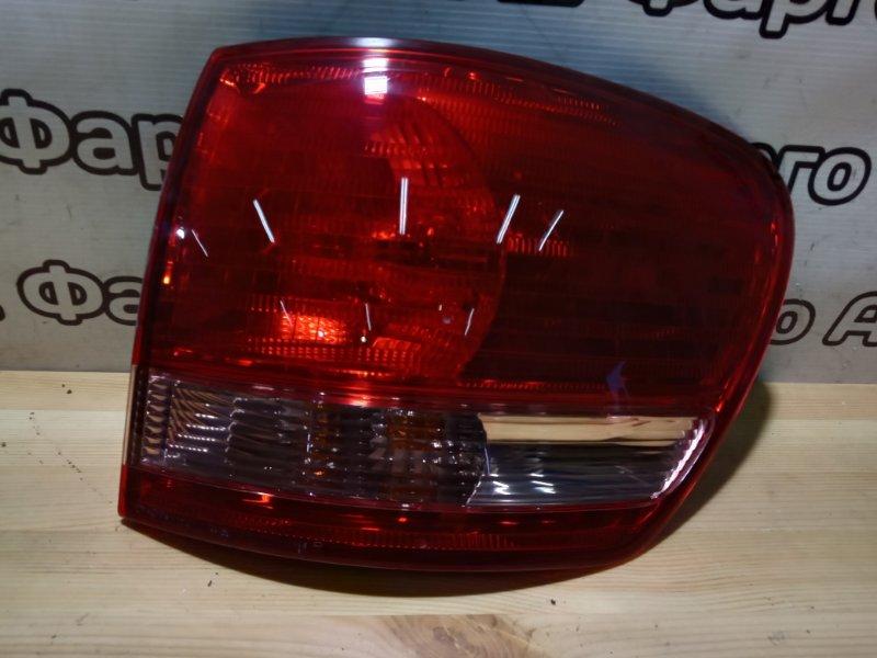 Фонарь стоп-сигнала Toyota Ipsum ACM21W 2AZ-FE задний правый