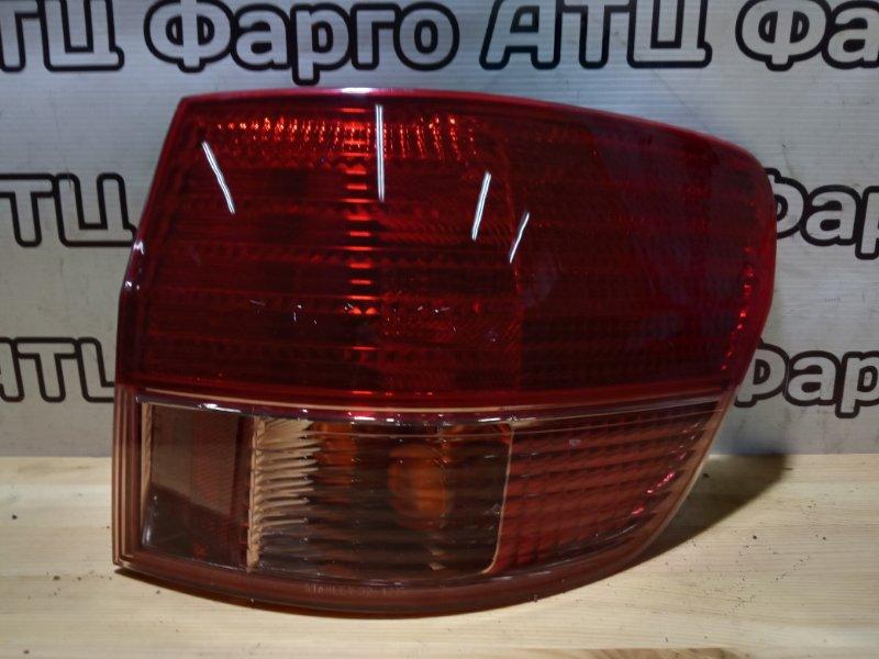 Фонарь стоп-сигнала Toyota Vista Ardeo SV50G 3S-FE задний правый