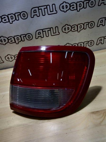 Фонарь стоп-сигнала Nissan Expert VW11 QG18DE задний правый