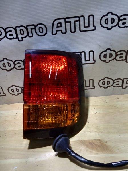 Фонарь стоп-сигнала Nissan Elgrand APE50 VQ35DE задний правый