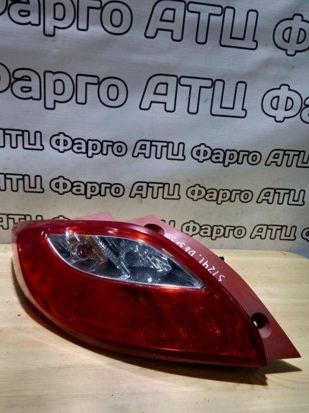 Фонарь стоп-сигнала Mazda Demio DE3FS ZJ-VE задний левый