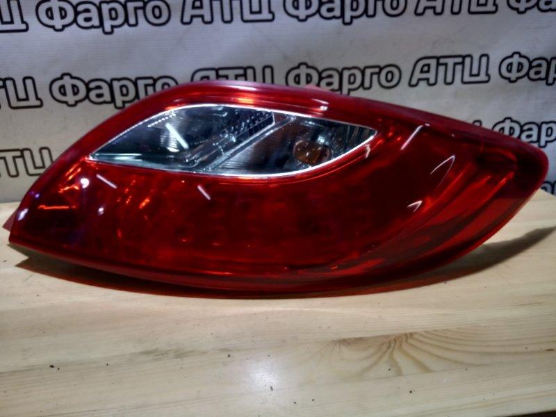 Фонарь стоп-сигнала Mazda Demio DE3FS ZJ-VE задний правый