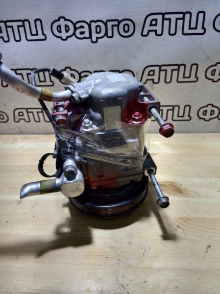 Компрессор кондиционера Mazda Demio DE3AS ZJ-VE
