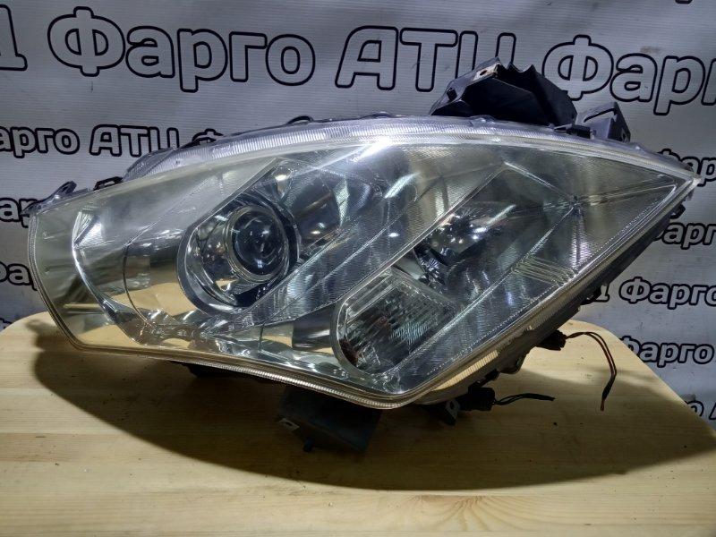 Фара Mazda Mpv LY3P L3-VE передняя правая