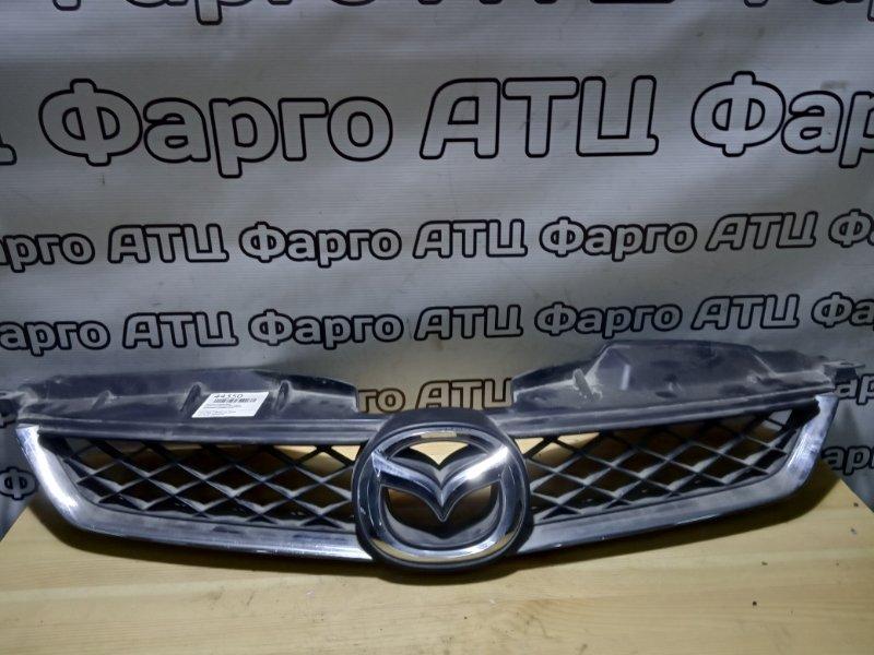 Решетка радиатора Mazda Premacy CREW LF-DE передняя
