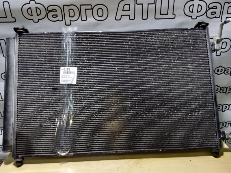 Радиатор кондиционера Mazda Mpv LY3P L3-VE передний