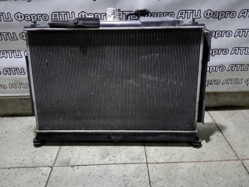 Радиатор двигателя Mazda Mpv LY3P L3-VE