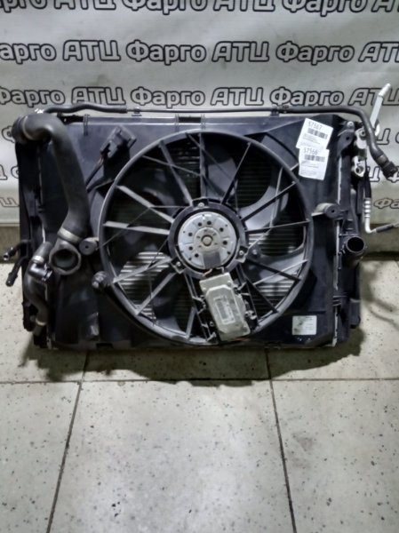 Радиатор двигателя Bmw 116I E87 N45B16A