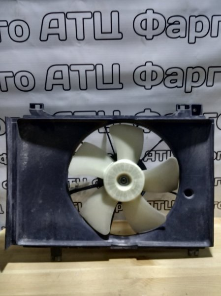 Вентилятор радиатора двигателя Mazda Demio DE3FS ZJ-VE