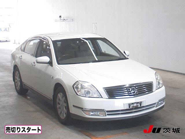 Авто на разбор Nissan Teana J31 VQ23DE 2006