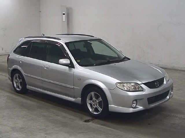 Авто на разбор Mazda Familia S-Wagon BJ5W ZL-VE 2003