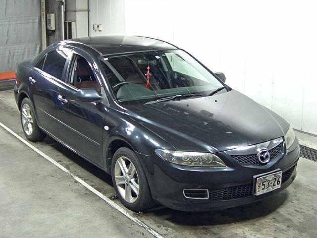 Авто на разбор Mazda Atenza GG3P L3-VE 2006