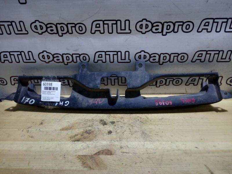 Накладка на решетку радиатора Honda Hr-V GH3 D16A