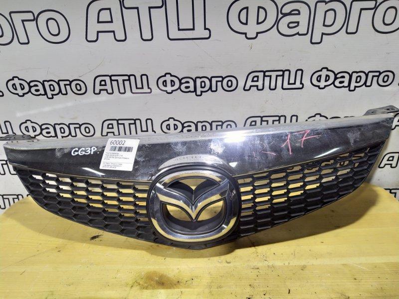 Решетка радиатора Mazda Atenza GG3P L3-VE