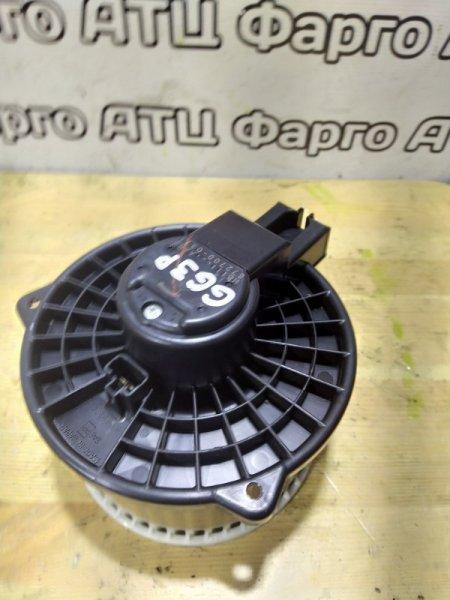 Вентилятор печки Mazda Atenza GG3P L3-VE