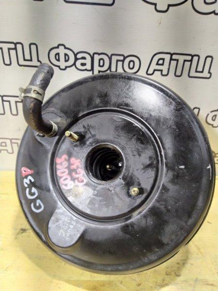Вакуумный усилитель тормоза и сцепления Mazda Atenza GG3P L3-VE