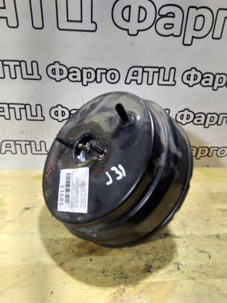 Вакуумный усилитель тормоза и сцепления Nissan Teana J31 VQ23DE