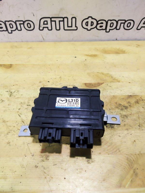Блок управления кпп Mazda Atenza GG3P L3-VE