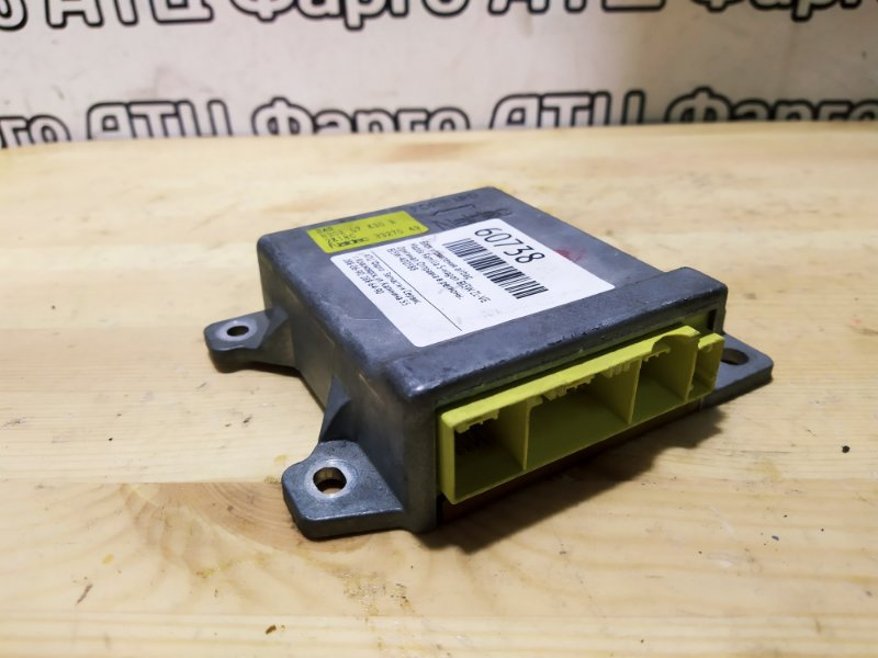 Блок управления airbag Mazda Familia S-Wagon BJ5W ZL-VE