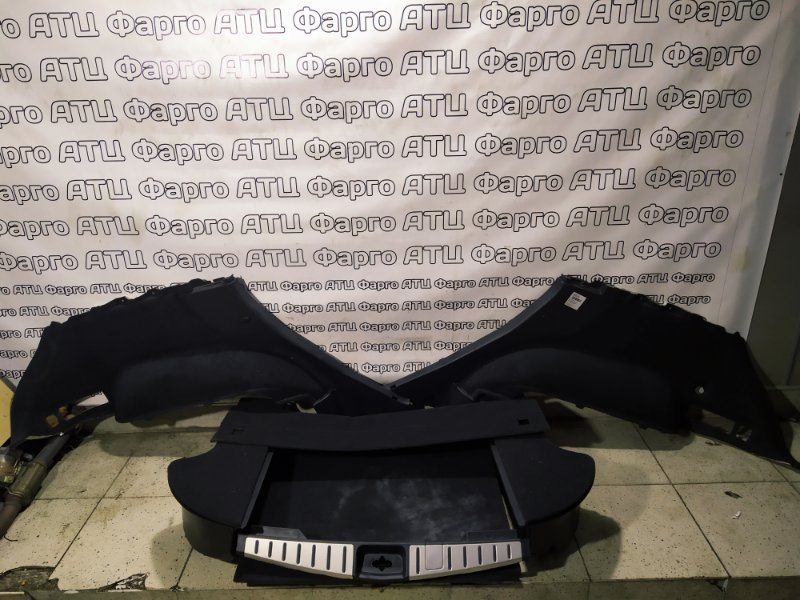 Обшивка багажника Nissan Murano PNZ50 VQ35DE