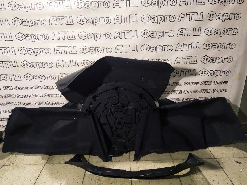 Обшивка багажника Mazda Atenza GG3P L3-VE