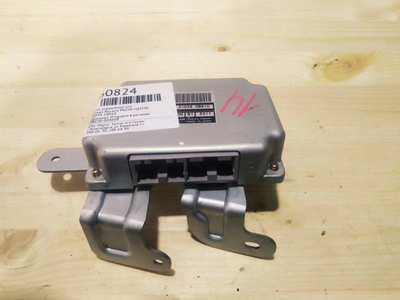 Блок управления кпп Nissan Murano PNZ50 VQ35DE