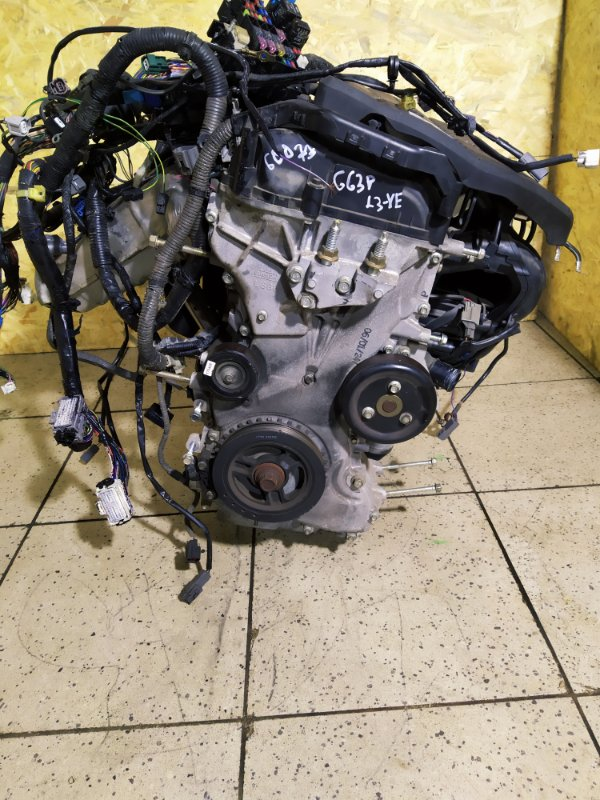 Двигатель Mazda Atenza GG3P L3-VE