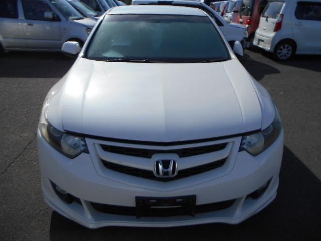 Авто на разбор Honda Accord CU2 K24A 2008