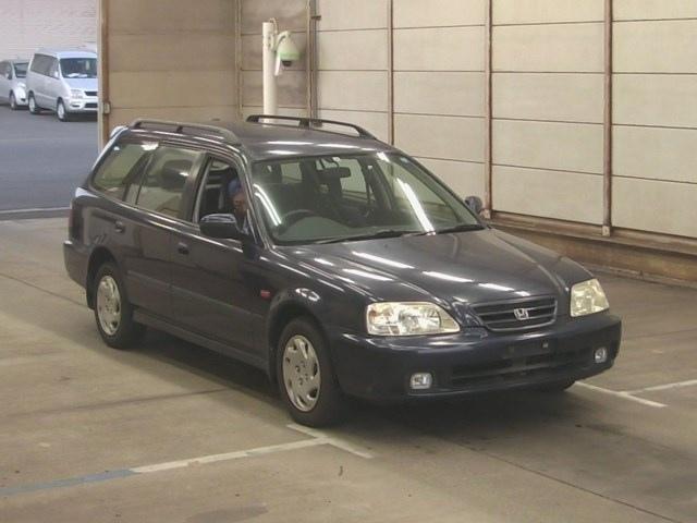 Авто на разбор Honda Orthia EL2 B20B 1996