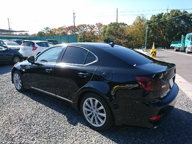 Авто на разбор Lexus Is250 GSE20 4GR-FSE 2007