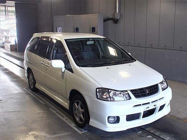 Авто на разбор Nissan Liberty PM12 SR20DE 2000